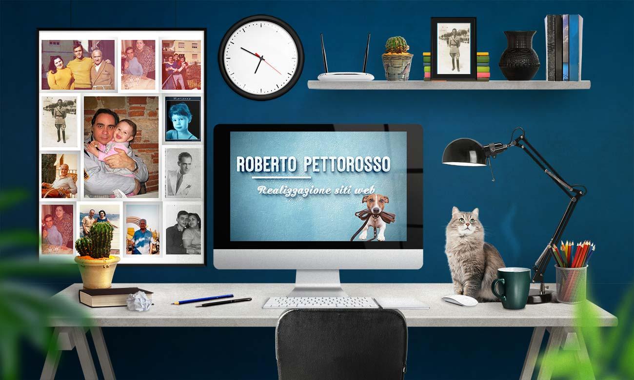 Realizzazione Siti Web e Pagine Professionali Facebook - Follonica - Roberto Pettorosso